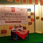Syukuran-Khataman-Rubaiyat